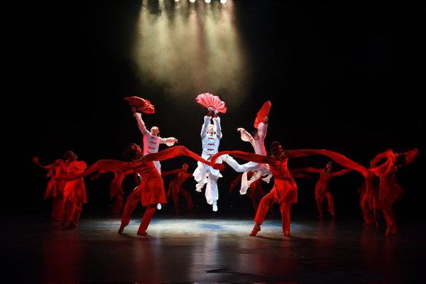 סדנת מחול -סדנת אמן אורח – להקת המחול האתני גאנסו